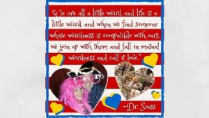 It's Dr. Seuss Day!  My Favorite Quote: