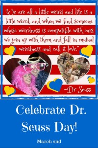 Dr. Seuss Mutual Weirdness