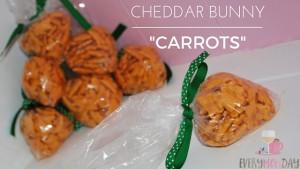 "Cheddar Bunny ""Carrots"""