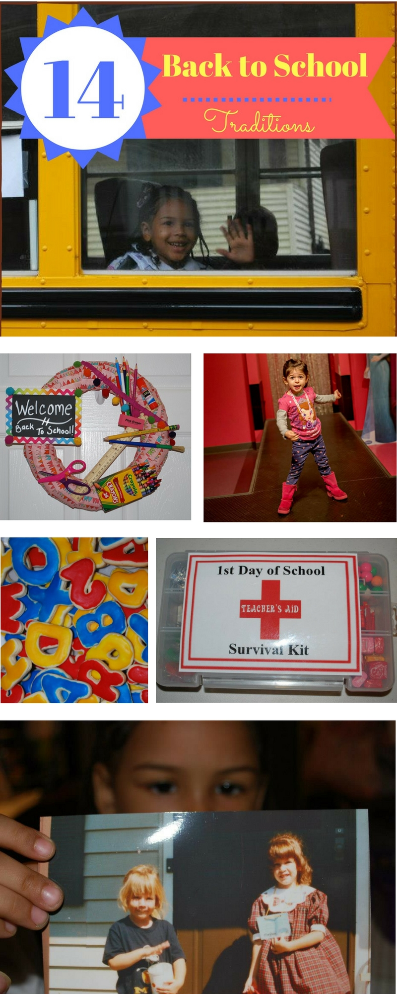 14 super fun Back-to-School traditions you can start now! EveryMomDay.com