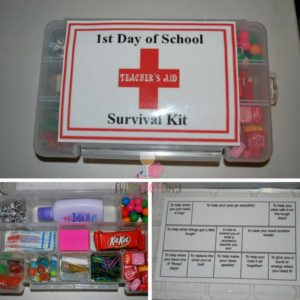This Teachers Survival Kit was a huge hit! EveryMomDay.com