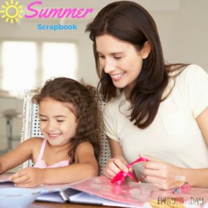 Scrapbook summer memories and get ready for the excitement of a new school year! EveryMomDay.com