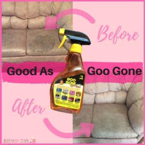 Good as #GooGone!