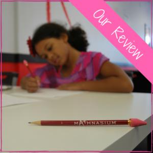 Mathnasium: Making Math Fun for My Kids!