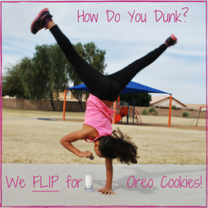 Oreo Cookies: This is How WE Dunk!