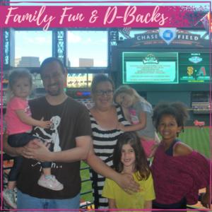 Family Fun with the Diamondbacks