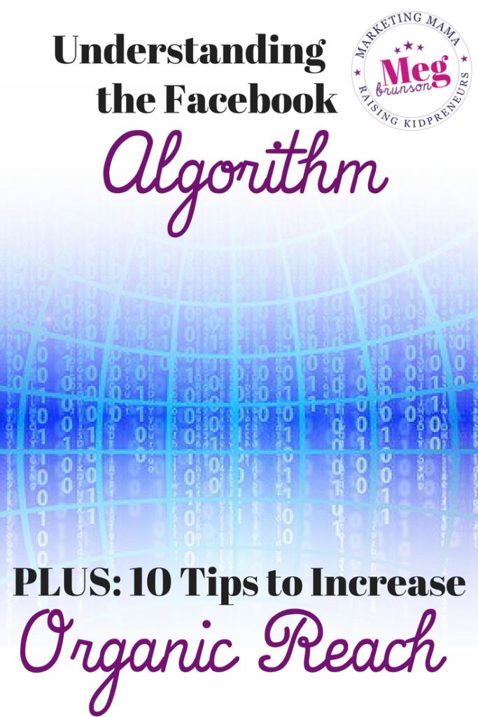 Understanding the Facebook Algorithm - Meg Brunson
