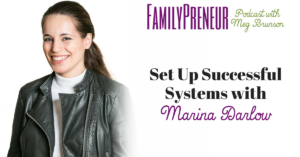 Set Up Successful Systems with Marina Darlow