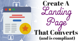 Create a Landing Page that Converts