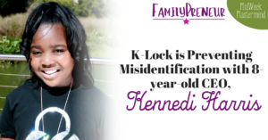 Preventing Misidentifications with 8-year-old Kennedi Harris