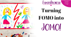 Turning FOMO into JOMO