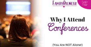 Why I Attend Conferences