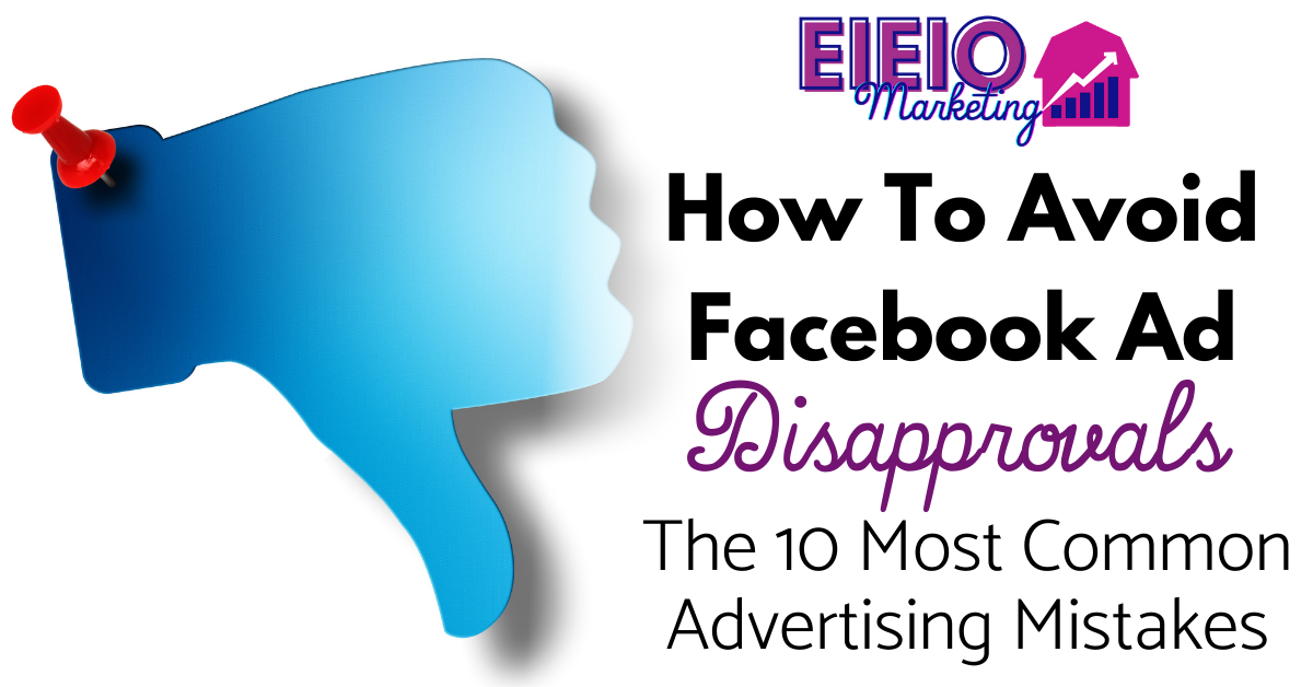 How To Avoid FB Ad Disapprovals