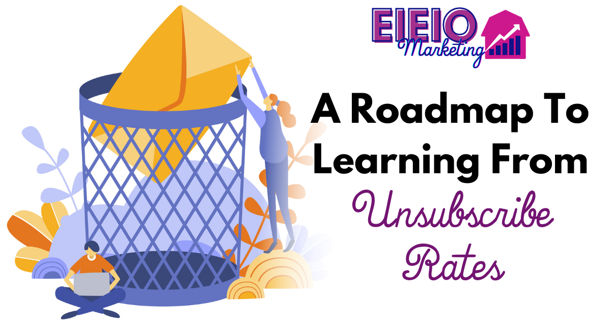 A Roadmap To Learning From Unsubscribe Rates